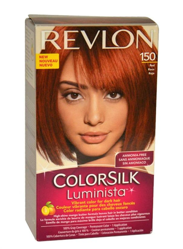 ColorSilk Luminista in Red by Revlon