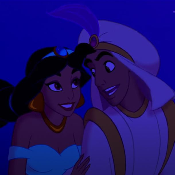 Disney Songs A Whole New World