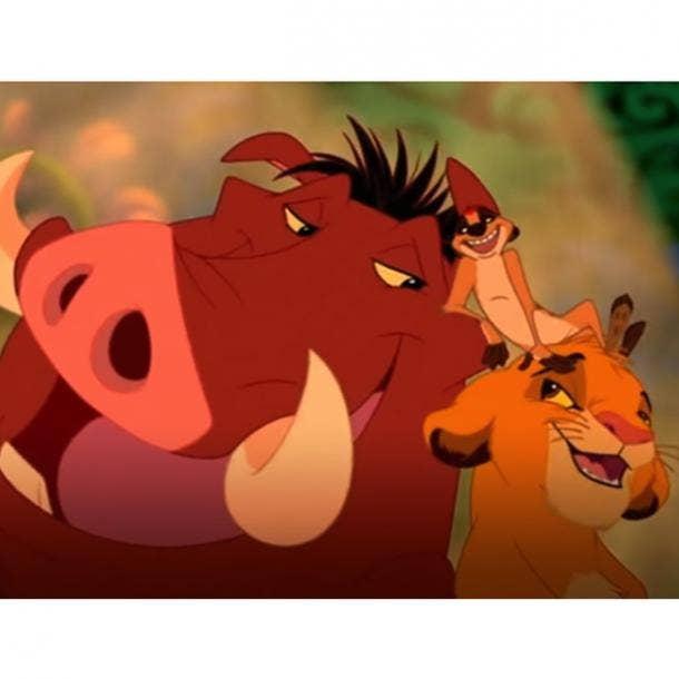 Disney Songs Hakuna Matata