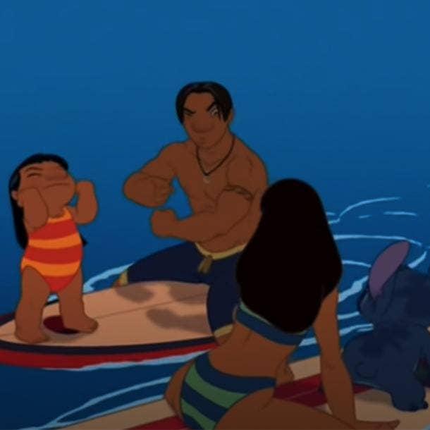 Disney Songs Hawaiian Roller Coaster ride