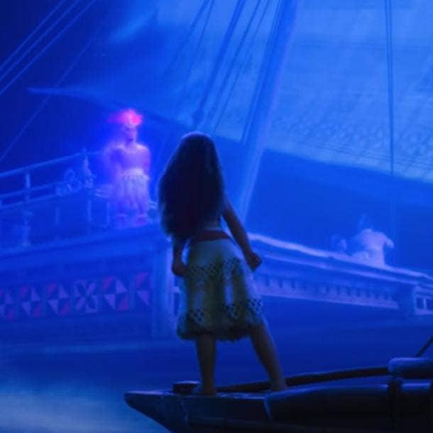 Disney Songs I Am Moana
