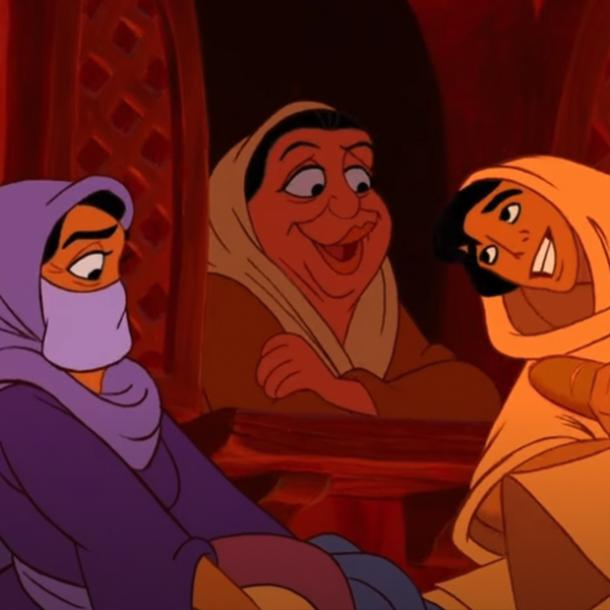 Disney Songs One Jump Ahead
