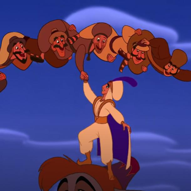 Disney Songs Prince Ali