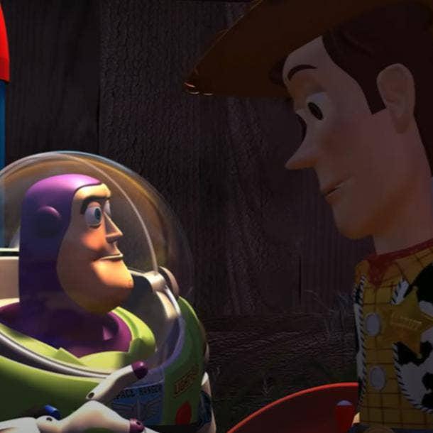Disney Songs You've Got a Friend in Me