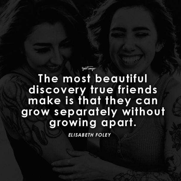 Elisabeth Foley long distance friendship quotes