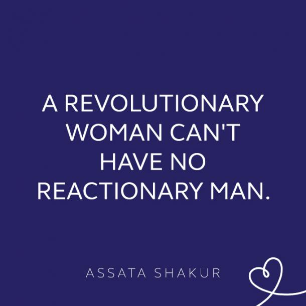 feminist quotes about womens equality by assata shakur