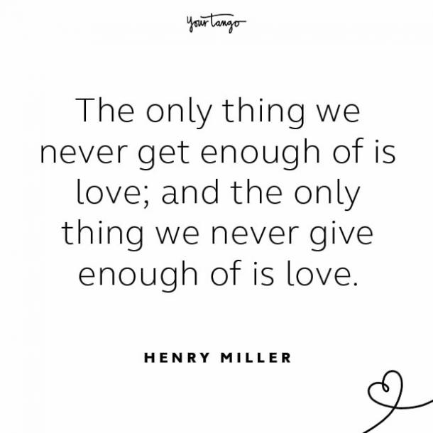 Henry Miller stay together quote