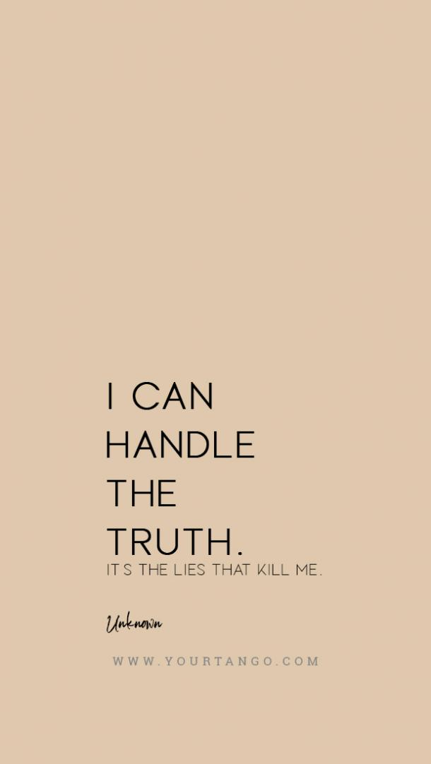 Honesty Quotes About Telling The Truth No Matter What