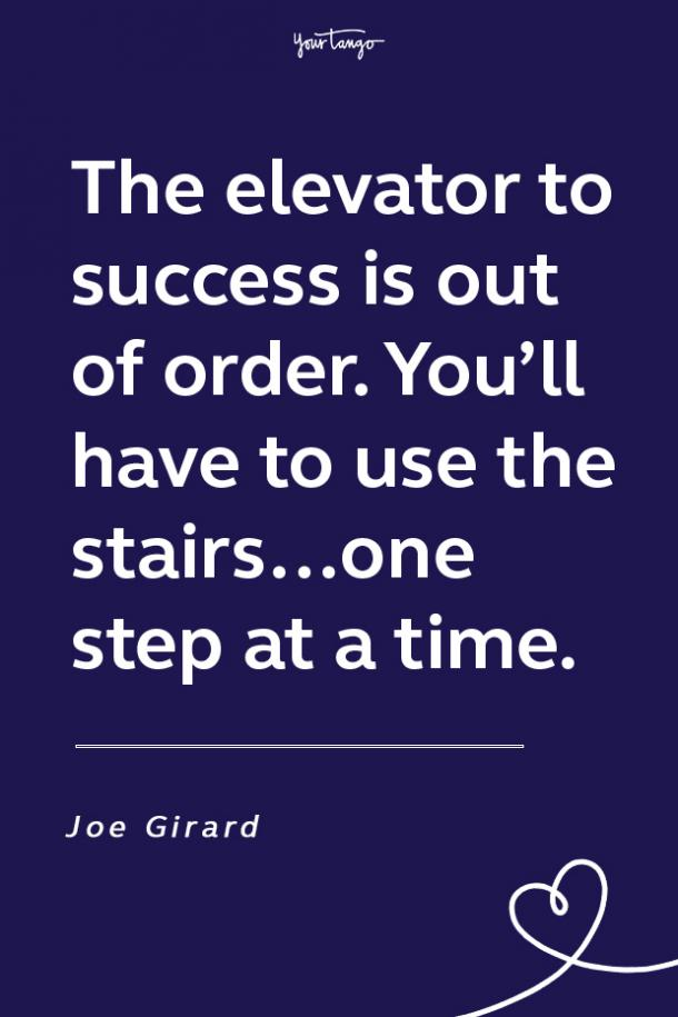 Joe Girard funny motivational quote