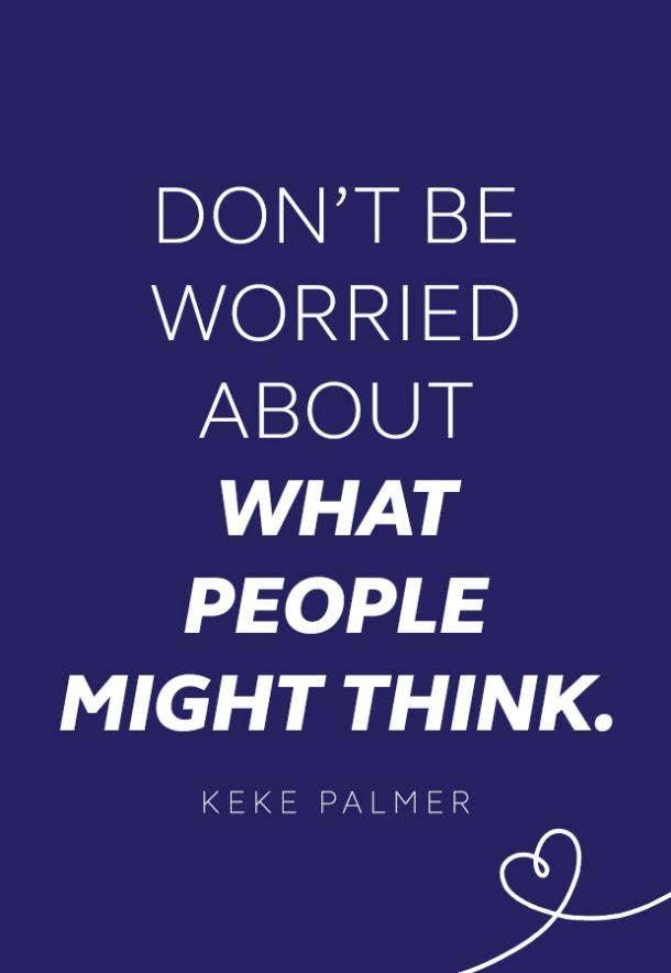 Keke Palmer quote