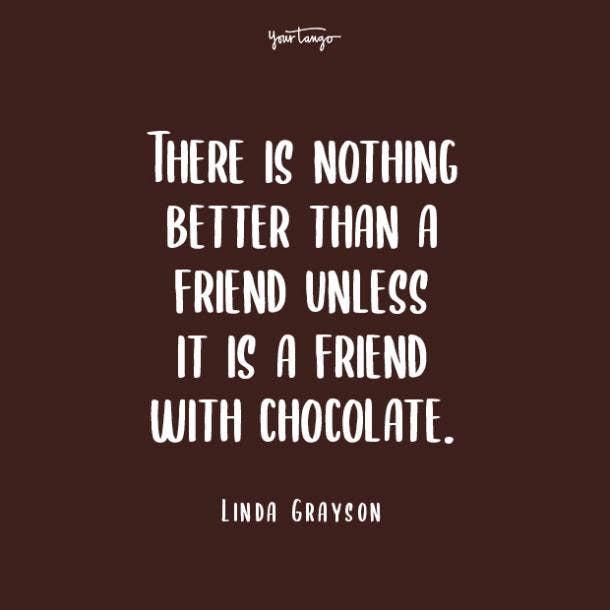 Linda Grayson funny friendship quotes