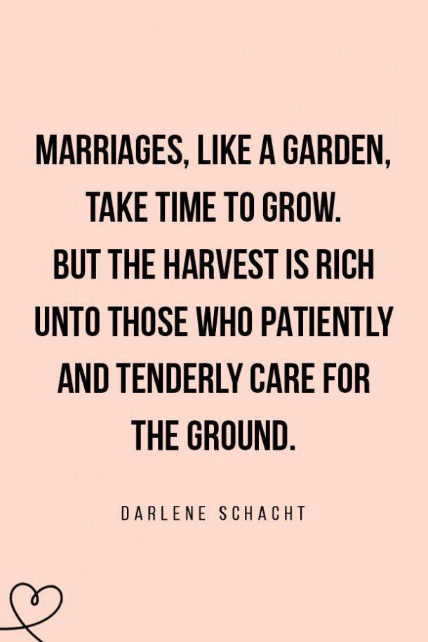 Darlene Schacht maid of honor speech quote
