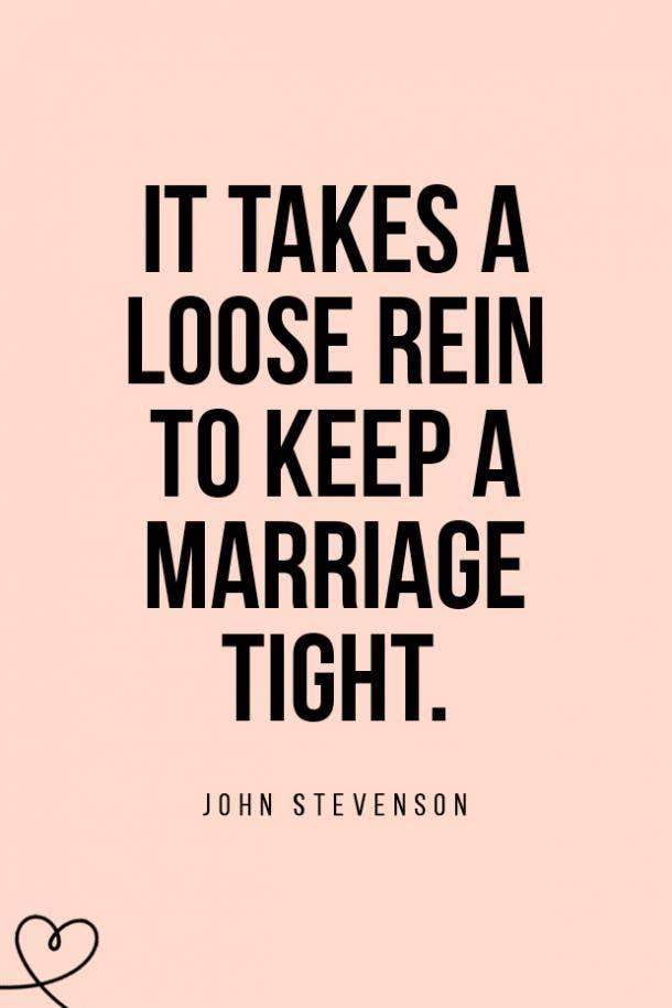John Stevenson maid of honor speech quote