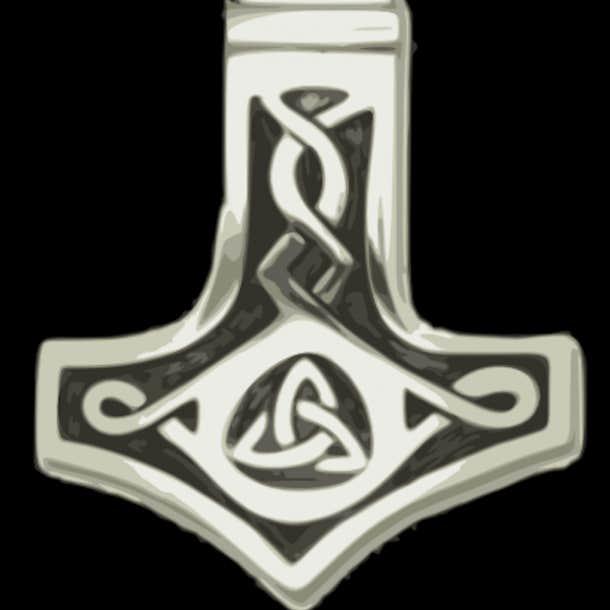 Mjöllnir love symbol