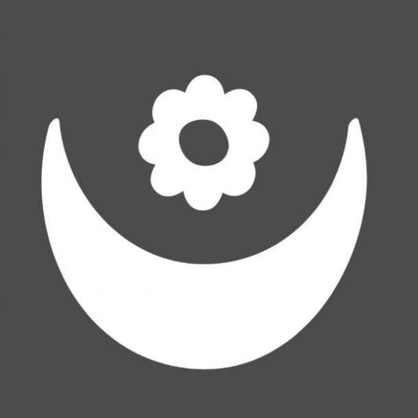 Osram Ne Nsoromma love symbol