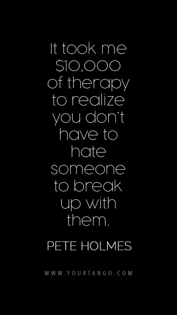 pete holmes quotes