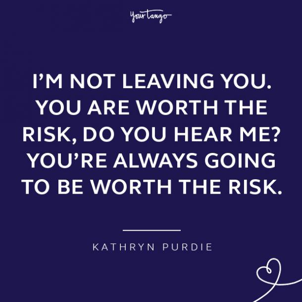 Kathryn Purdie loving a woman quotes