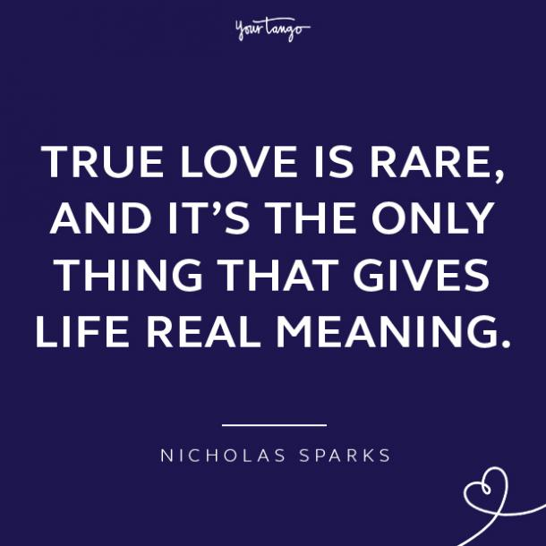 Quotes about loving a woman Nicholas Sparks
