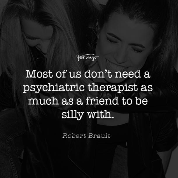 Robert Brault funny friendship quotes