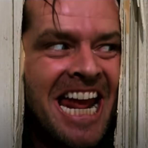 Scariest Movies The Shining