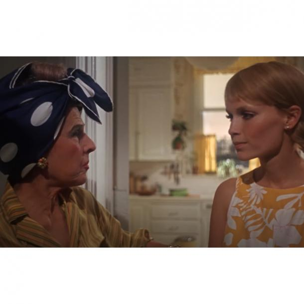 Scariest Movies Rosemary's Baby