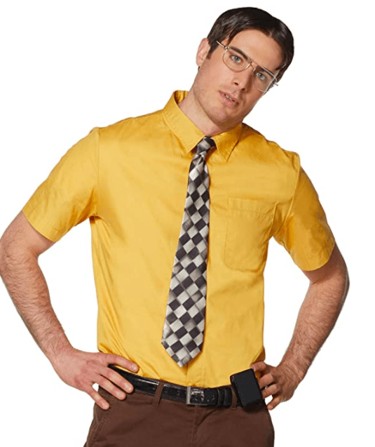 dwight schrute the office costume