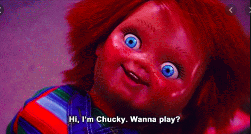 child's play chucky quote