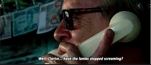 the silence of the lambs quote