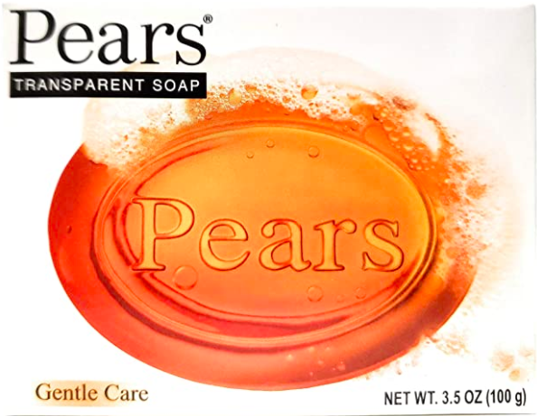 pears transparent glycerin bar soap for soap brows