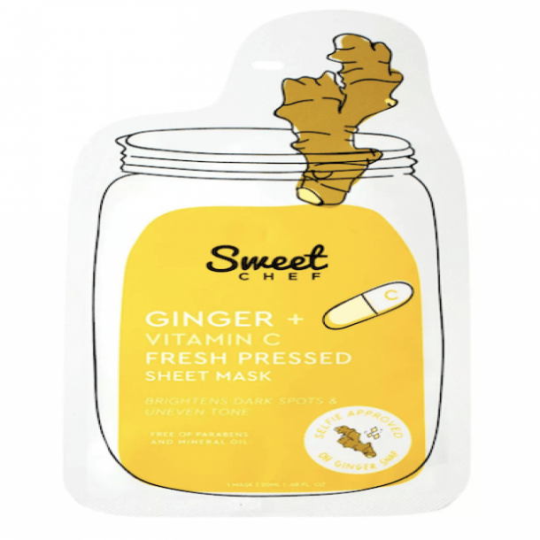 Sweet Chef Ginger Vitamin C