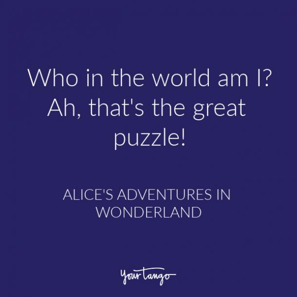 38 Alice In Wonderland Quotes On Life Time Madness Yourtango