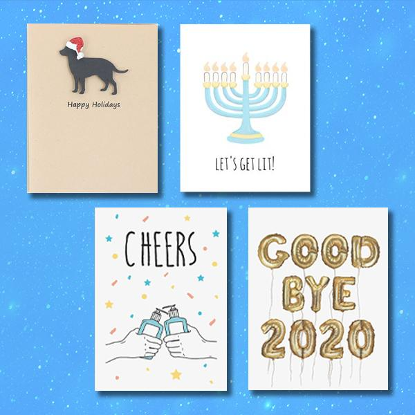 Amazon Handmade Holiday Cards