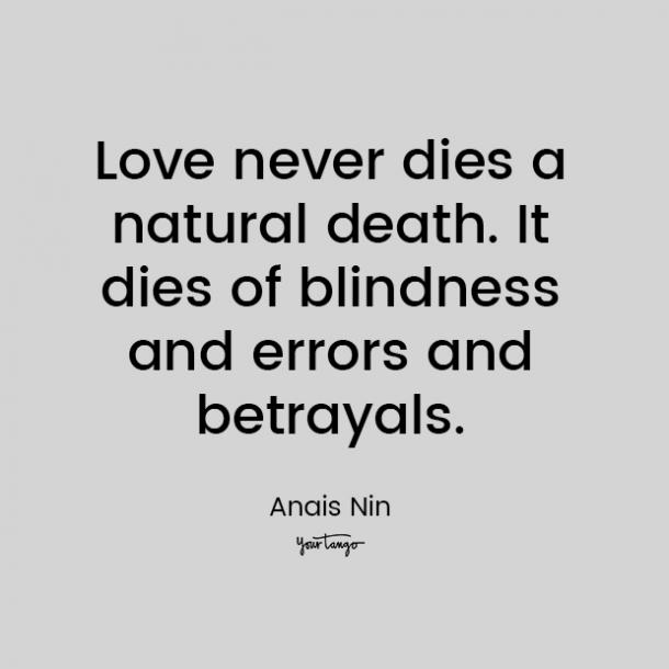 anais nin love quote for him