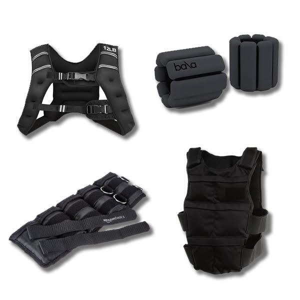 Wrist, Ankle and Vest Weights