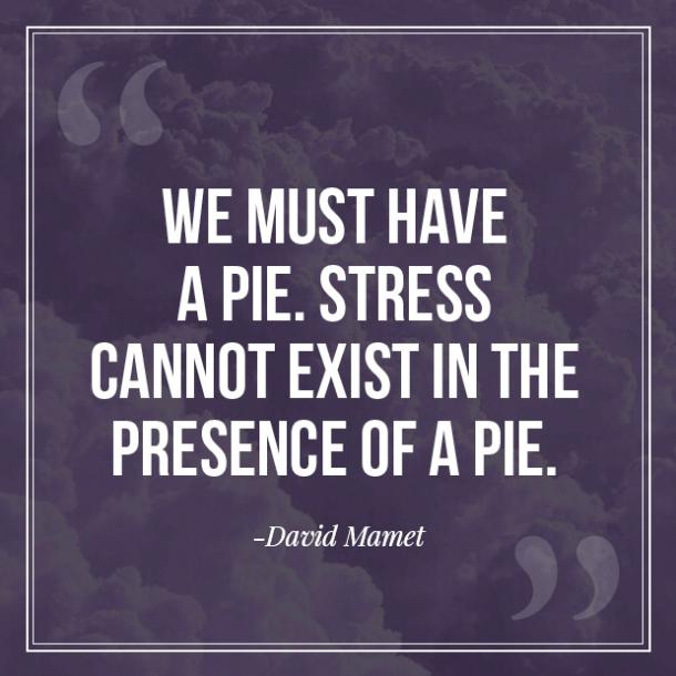 David Mamet anxiety quotes