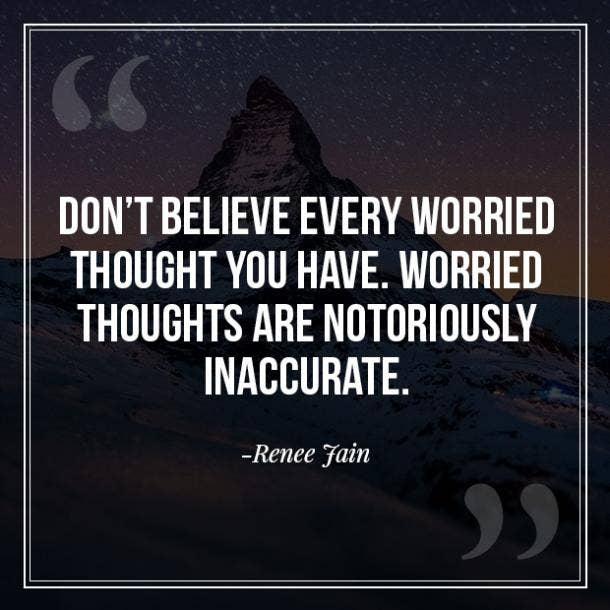 Renee Jain anxiety quotes