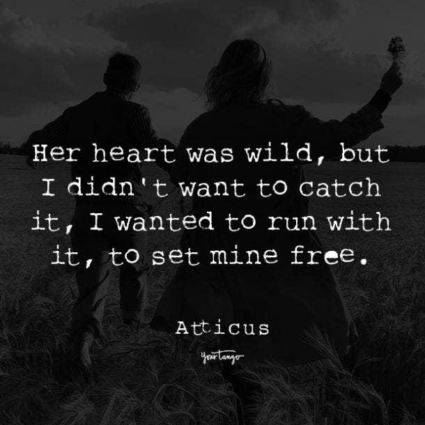 atticus romantic quotes