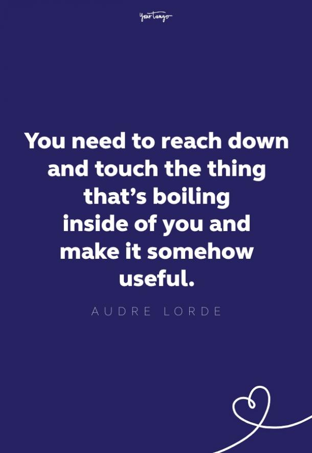 audre lorde quote