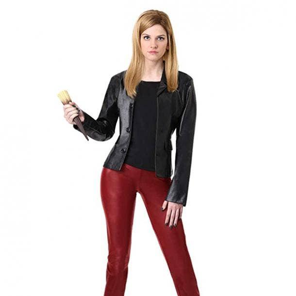 badass halloween costumes for women buffy the vampire slayer