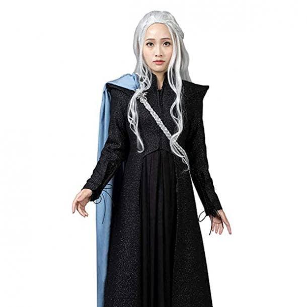 badass halloween costumes for women daenerys targaryen