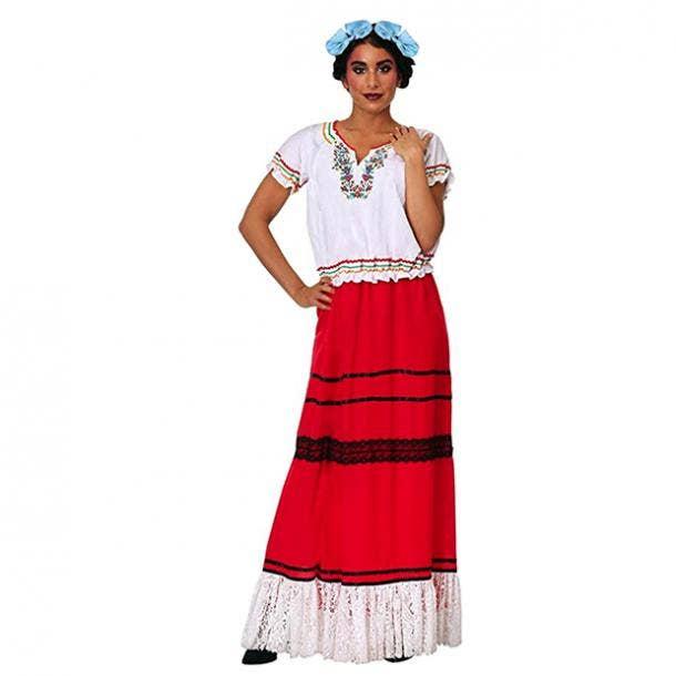 badass halloween costumes for women frida kahlo