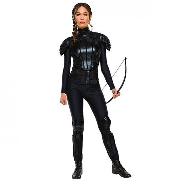 badass halloween costumes for women katniss everdeen hunger games