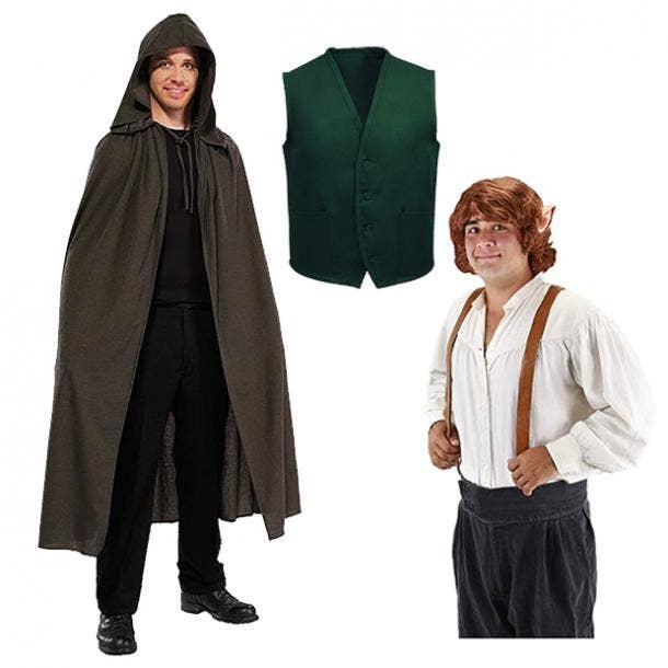 badass halloween costumes for women female bilbo baggins