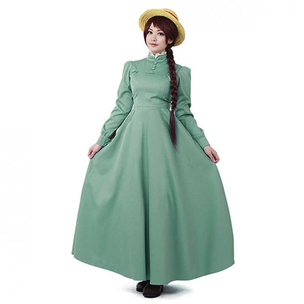 badass halloween costumes for women sophie howls moving castle