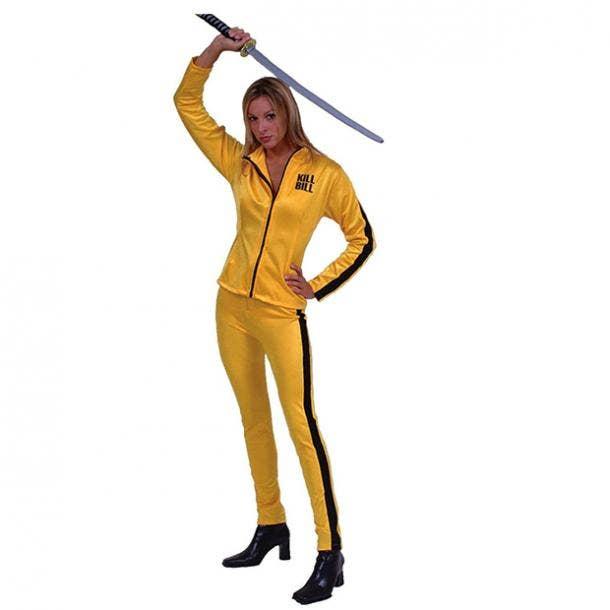 badass halloween costumes for women the bride kill bill