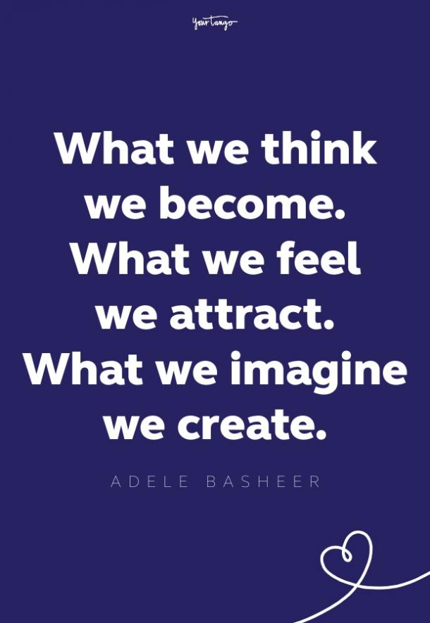 adele basheer be better quote