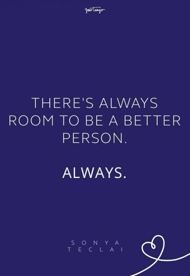 sonya teclai be better quote
