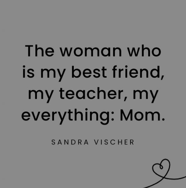 Sandra Vischer quotes about daughters