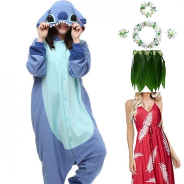 Lilo and Stitch best friend halloween costumes