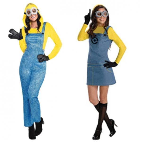 minion halloween costumes